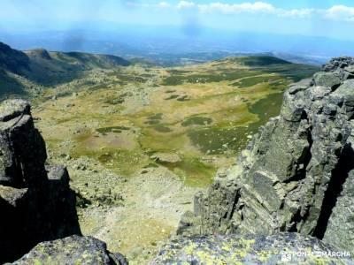 El Calvitero _ Sierra de Béjar y Sierra de Gredos;haciendo huella senderismo peña cebollera grupos